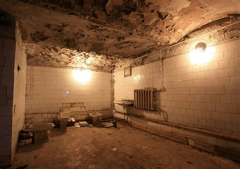creepy abandoned maternity hospital  pics