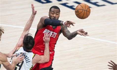 Report: John Wall felt he and Rockets were held back by ...