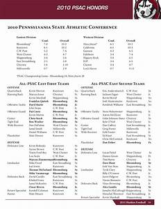 2011 Bloomsburg University Football Media Guide By