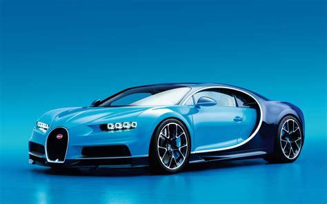 2017 Bugatti Chiron 2 Wallpaper