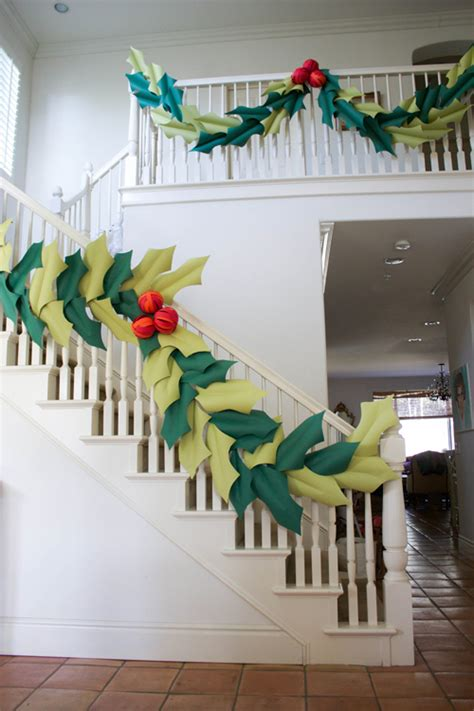 diy oversized christmas decorations