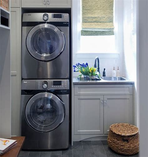 washing machines for small spaces diy style ideas for small laundry spaces acity