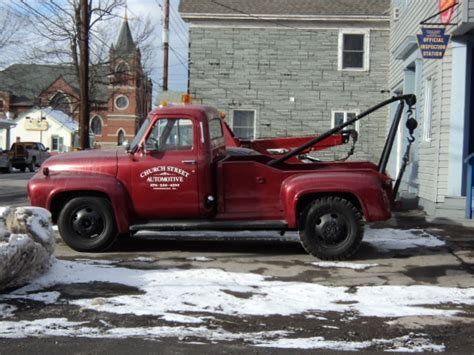 verycool   ford  wrecker  honesdale pa photo