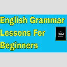 English Grammar Lessons For Beginners In Hindi Through Live English Class Skype! Youtube
