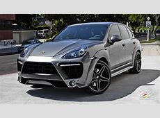 Caractere Porsche Cayenne Turbo Rare Cars for Sale
