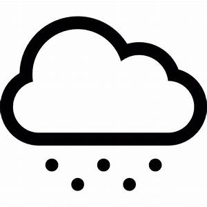 Snow cloud Icons | Free Download