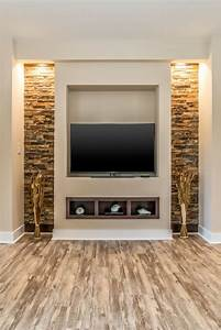 Opt. Drywall Entertainment Center