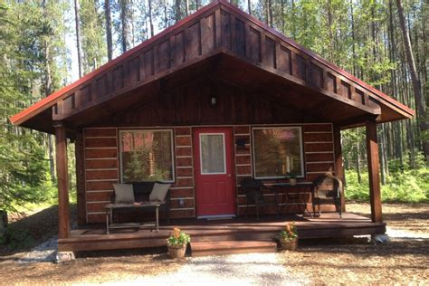 glacier national park vacation rental cabins for montana lodging accommodations reclusive