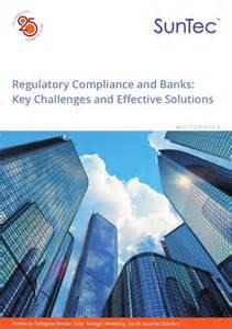 Regulatory and Compliance