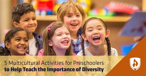 5 multicultural activities for preschoolers to help teach 732 | multiculturalactivities banner