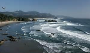 Oregon Coast Lincoln City Beach