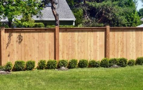 wooden fence designs ideas 20 wood fence designs blending traditions and modern ideas