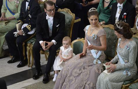 Princess Madeleine And Chris O'neill's Royal Wedding Best
