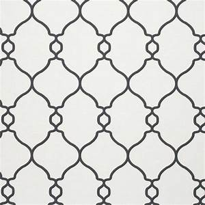 2015 Wallpaper Trends: Geometric Trellis Wallpaper to Help ...