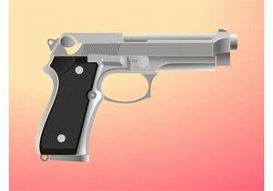 Gun Illustration - Download Free Vector Art, Stock ...  Gun
