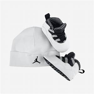 Air Jordan 10 Retro (0-4c) Infant Boys' Gift Pack | Kellyn ...