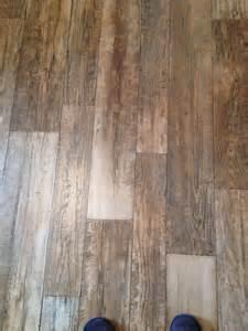 Barn Wood Vinyl Plank Flooring