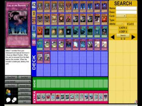Yugioh Dueling Network Deck Profile  Yubel Deck Youtube