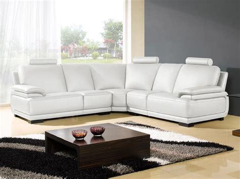 canapes de luxe canapé d 39 angle en cuir darwin canapé design et mobilier de