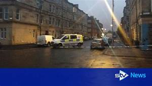 Man left seriously injured in Ibrox street attack