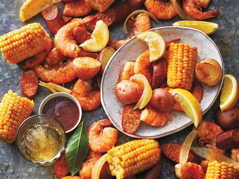 shrimp easy boil cooker slow recipes recipe cooking light medium caitlin bensel