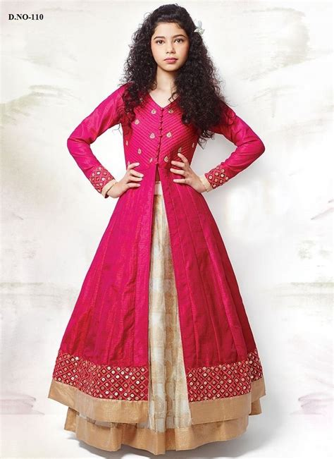 indian kids girl lengha choli children wear bollywood