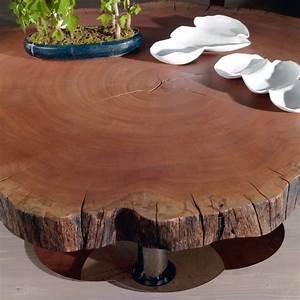 Sequoia Coffee Table Cattelan Italia Luxury Furniture MR