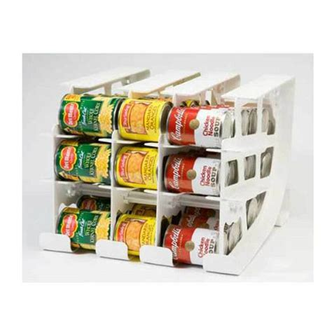 Food Pantry Rack by Fifo Can Tracker Food Storage Can Rotator Pantry Shelf