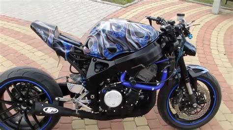 The Best Custom Bikes, Naked Motorbike, Streetfighter