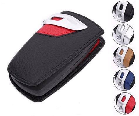 High Quality Leather Car Key Cover For Bmw Gt I 3 5 7 X3