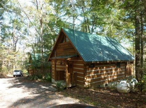 Smoky Mountain Log Cabins by Tiny Log Cabin In The Great Smoky Mountains For Sale