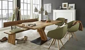 Esstisch Und Stühle Modern : eiche massiv tisch und stuhl eichenscheune bocholt ~ Bigdaddyawards.com Haus und Dekorationen