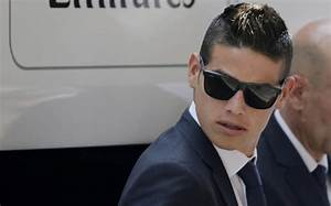 Ronaldo Wants James Rodriguez To Stay Amidst Exit Rumours