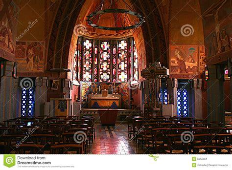 art deco church stock image image  arts religion
