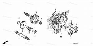 Honda Scooter 2007 Oem Parts Diagram For Transmission