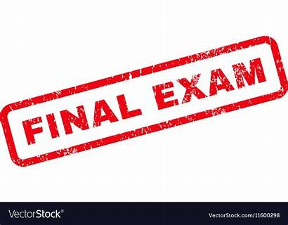 Exam Final Clipart Exams Zcas University Cliparts
