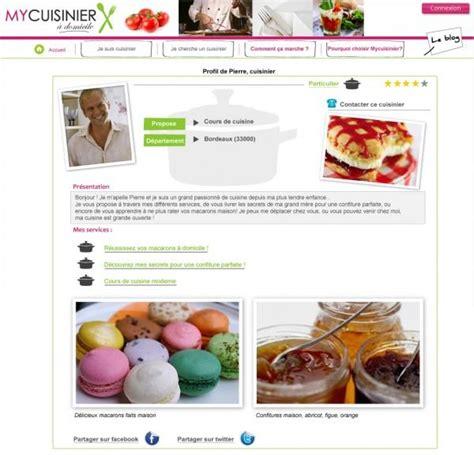 donner des cours de cuisine comment devenir cuisinier à domicile ou donner des cours de cuisine paperblog