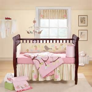 mini crib bedding sets for girls home furniture design