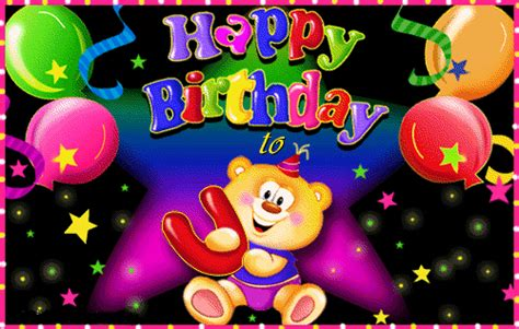 Happy Birthday Animated Wallpaper - happy birthday animated wallpaper