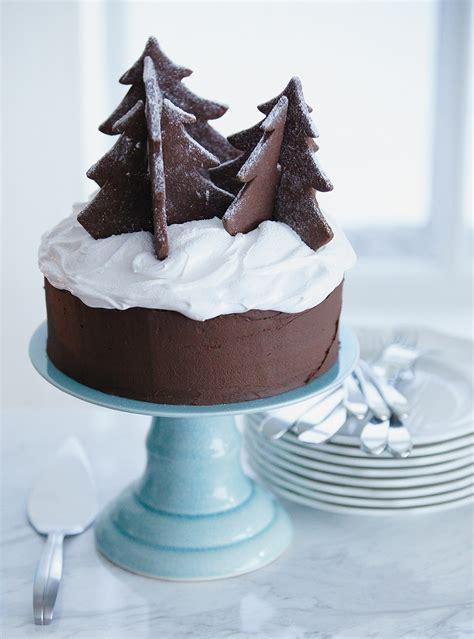 ricardo cuisine noel gâteau au chocolat de noël ricardo