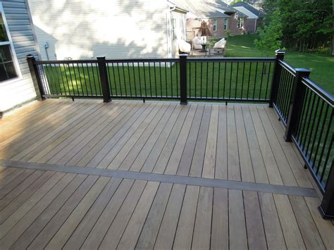 Ipe' Deck w/Timbertech Rail, Milford OH area
