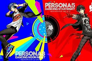 Persona 3 And Persona 5 Both Getting Their Own Dancing All