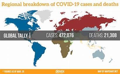 Covid Cases Deaths Timeline Confirmed Globally Coronavirus
