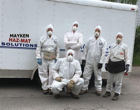 hazardous materials classification