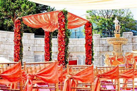 marvelous mandap design mandap styles wedding