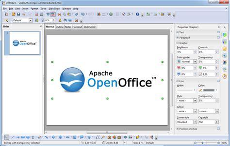 sidebar   improved apache openoffice