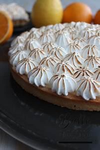 Recette Tarte Citron Meringuée Facile : tarte facile citron orange meringu e dessert maison ~ Nature-et-papiers.com Idées de Décoration