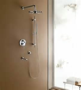 solid brass kitchen faucet concealed rainshower mixer set sanliv kitchen faucets