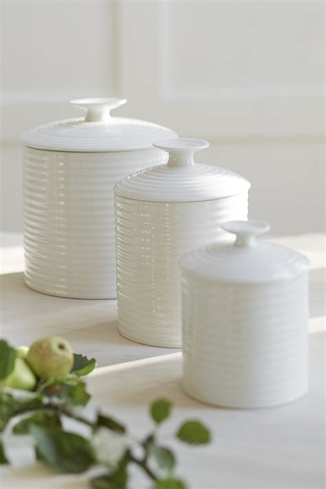 white canisters for kitchen kitchen canisters ceramic sets gallery also decorative