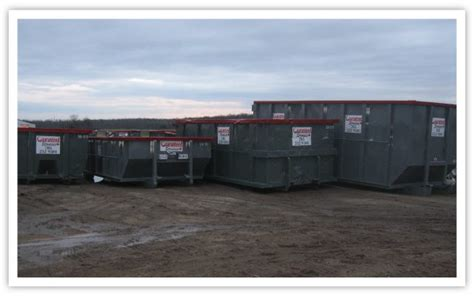 dirt removal bins barrie  guaranteed services